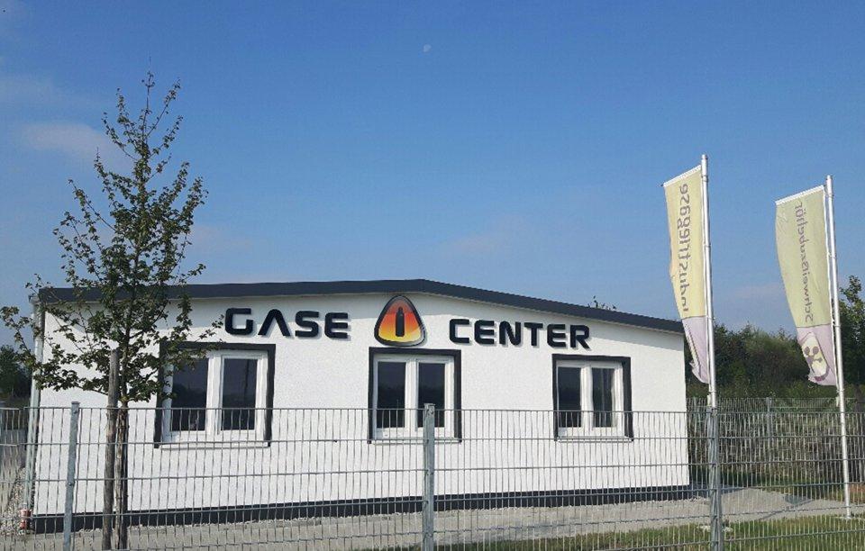 Werbeanlage Augsburg