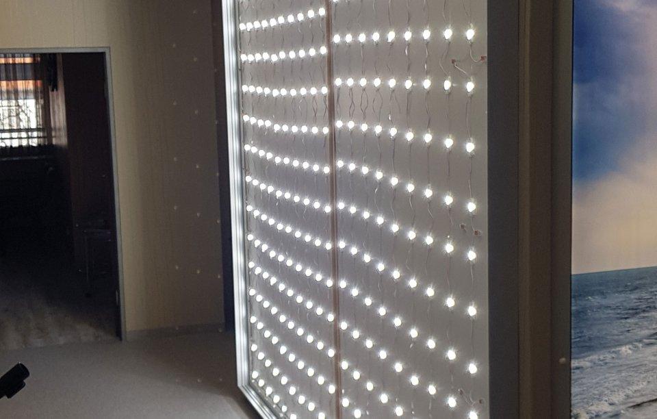 Leuchtkasten Lichtwerbung Augsburg