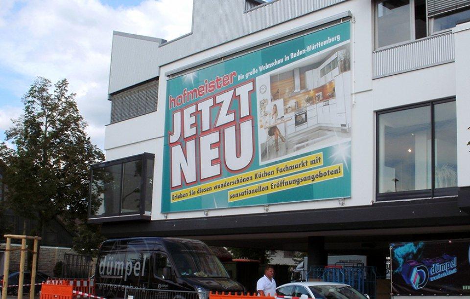 Netzbanner Augsburg