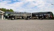 Busbeschriftung Augsburg